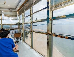 타워전망대를  더 친근감이 느껴지도록 업그레이드 하였습니다.  짚트랙와 함께 대천해수욕장 멋진 오션뷰를 즐겨보세요.